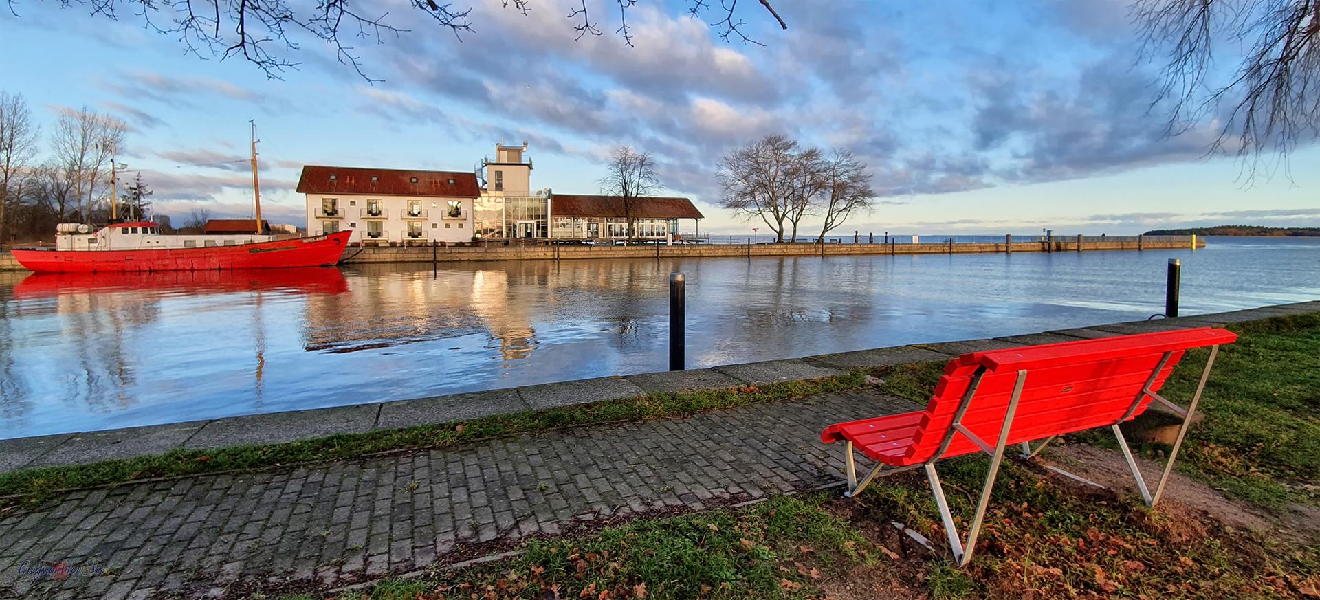 1. Weihnachtsfeiertag in Greifswald-Wieck