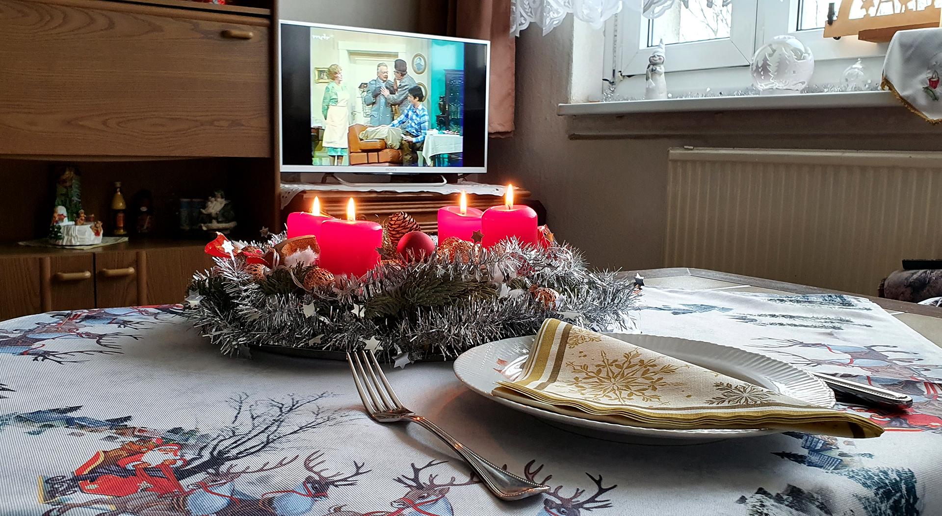 Vormittag am 2. Weihnachtsfeiertag