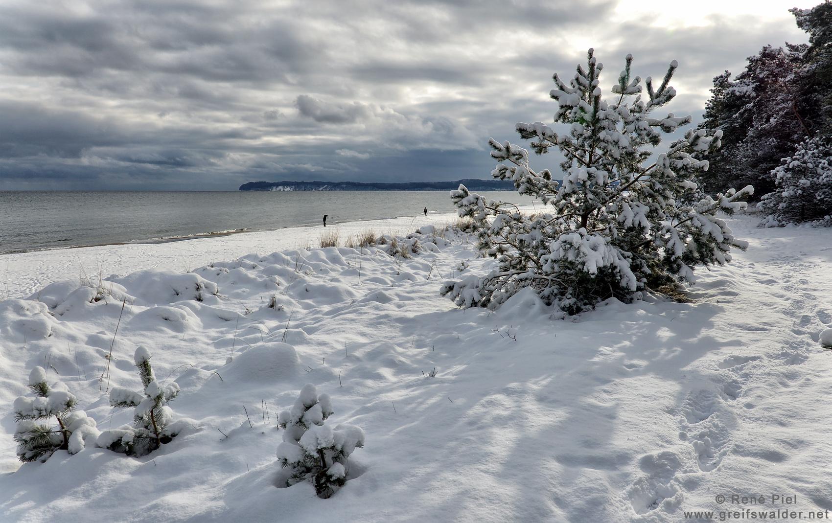 Winter 2015 auf der Insel Rügen