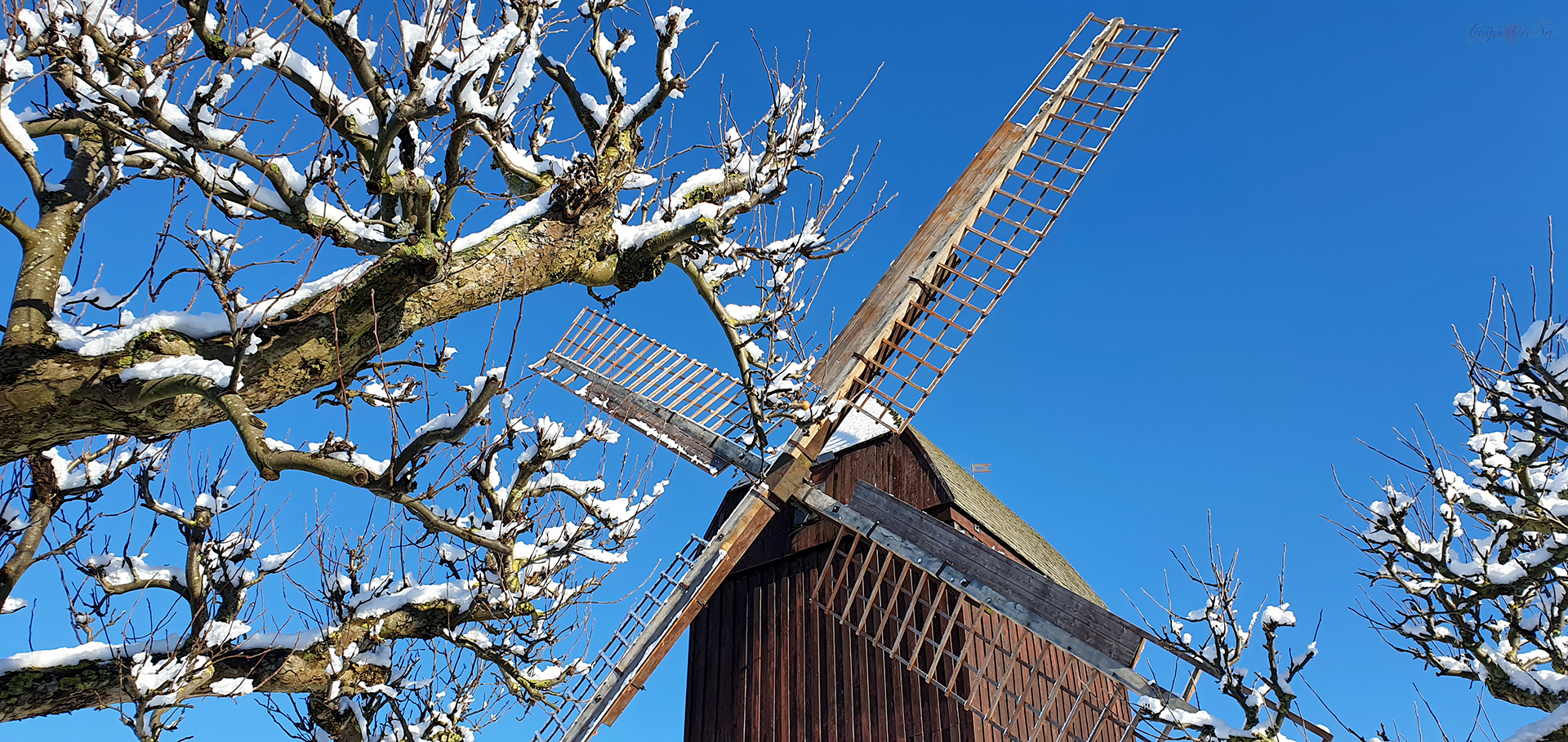 Bockwindmühle Greifswald-Eldena